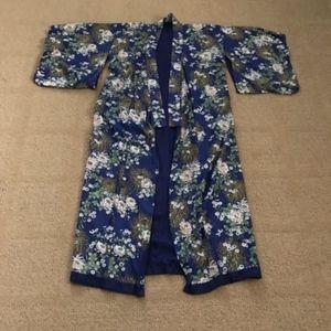 Vintage Hayashi Japanese Kimono